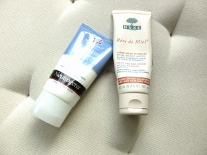 Nuxe and Neutrogena