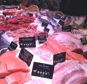 seafood in Paris