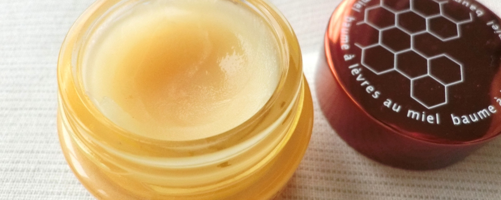 honey melty lip treatment essence cream