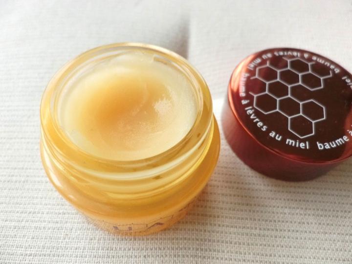 honey melty lip treatment essence cream