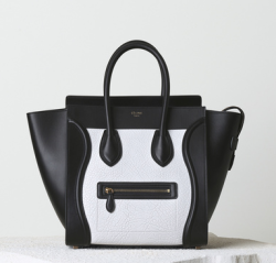 celine mini luggage fall winter 2015-2