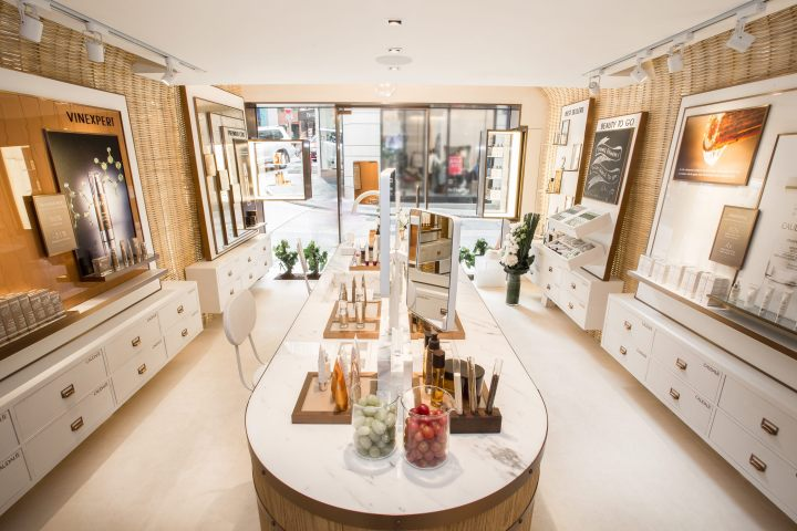 CAUDALIE - SHOP GOUGH street Interior_4-m