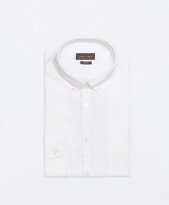 Zara super slim fit shirt