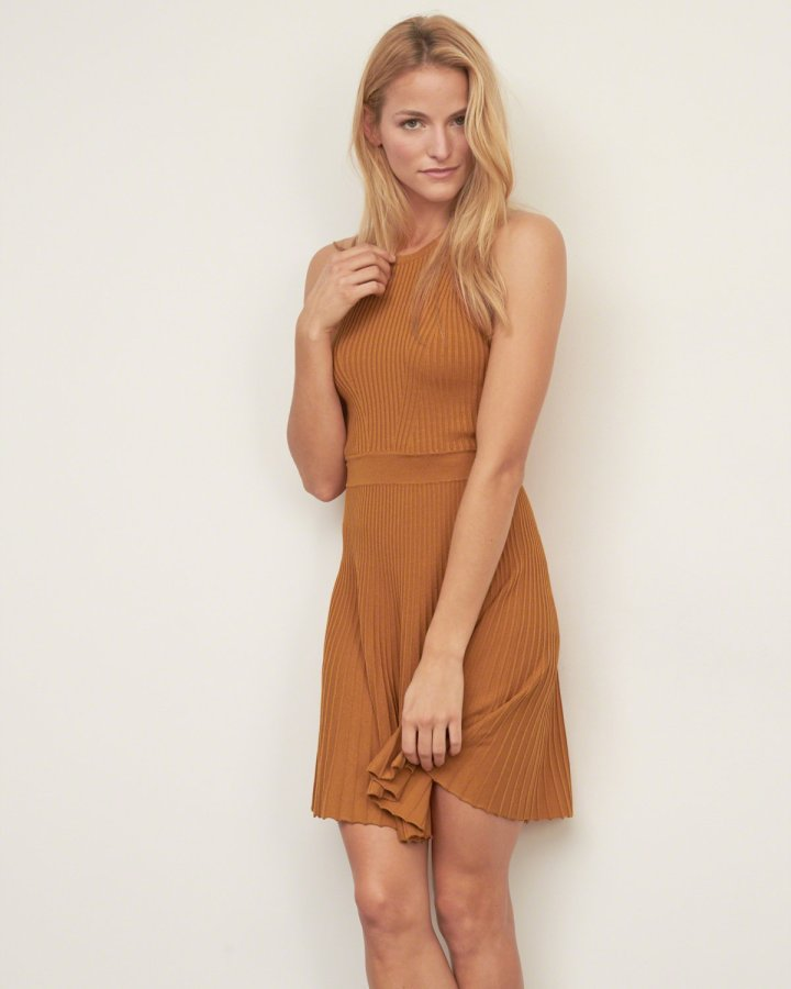 A&F Ribbed Knit Dress