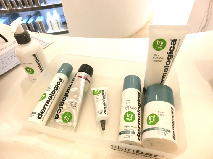 dermalogica beauty treatment review