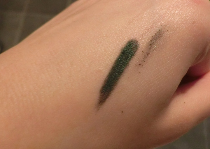 swatch rimmel kate eyeliner 005