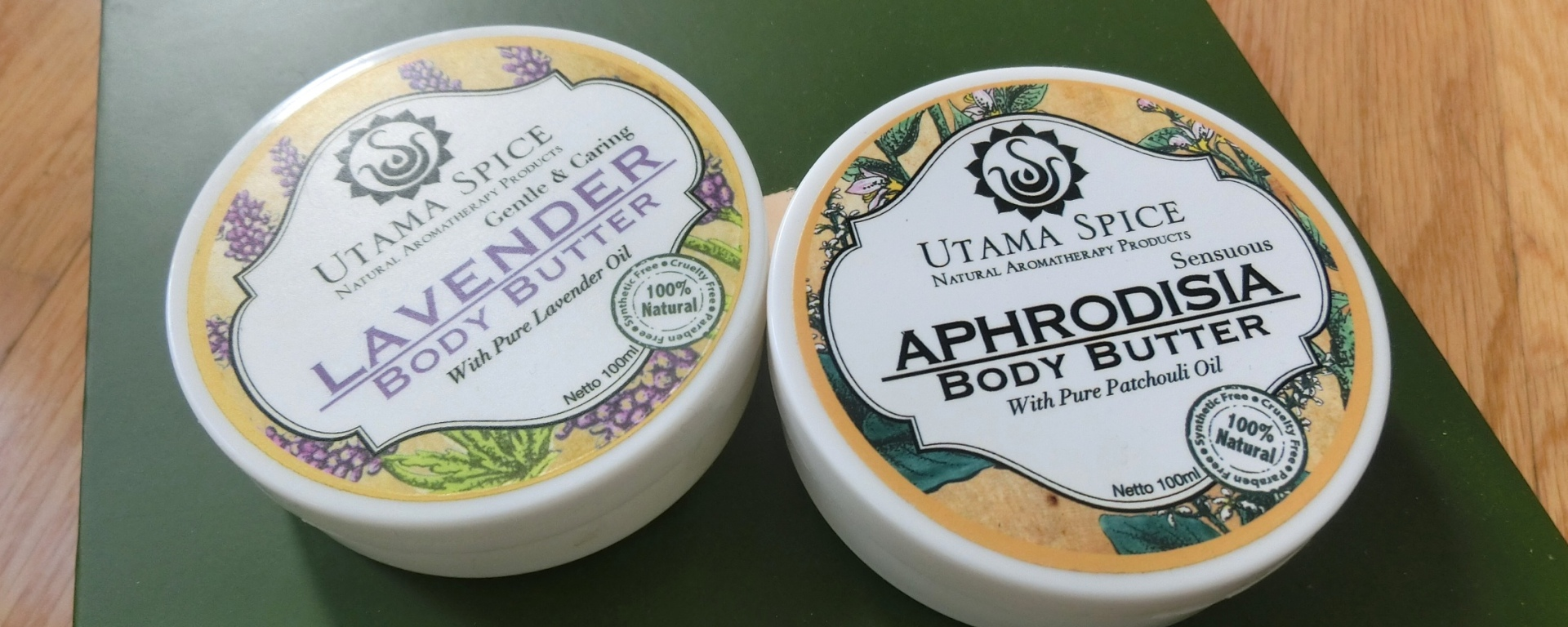 utama spice body butter outlook