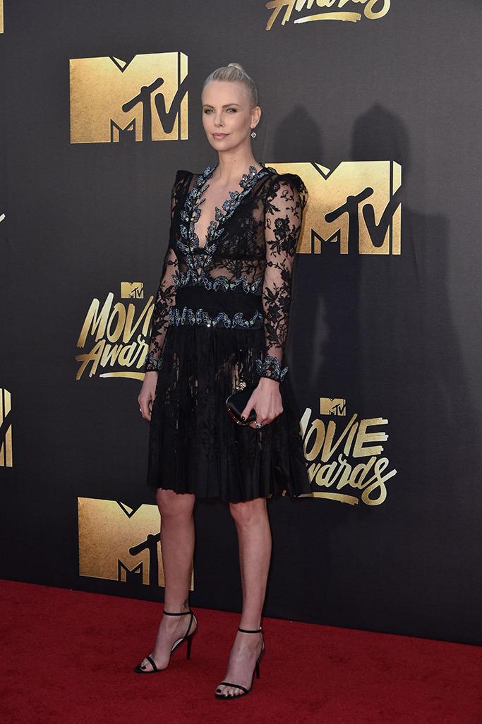 Charlize Theron MTV Award 2016