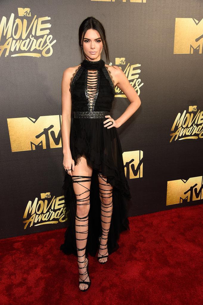 Kendall Jenner MTV Award 2016