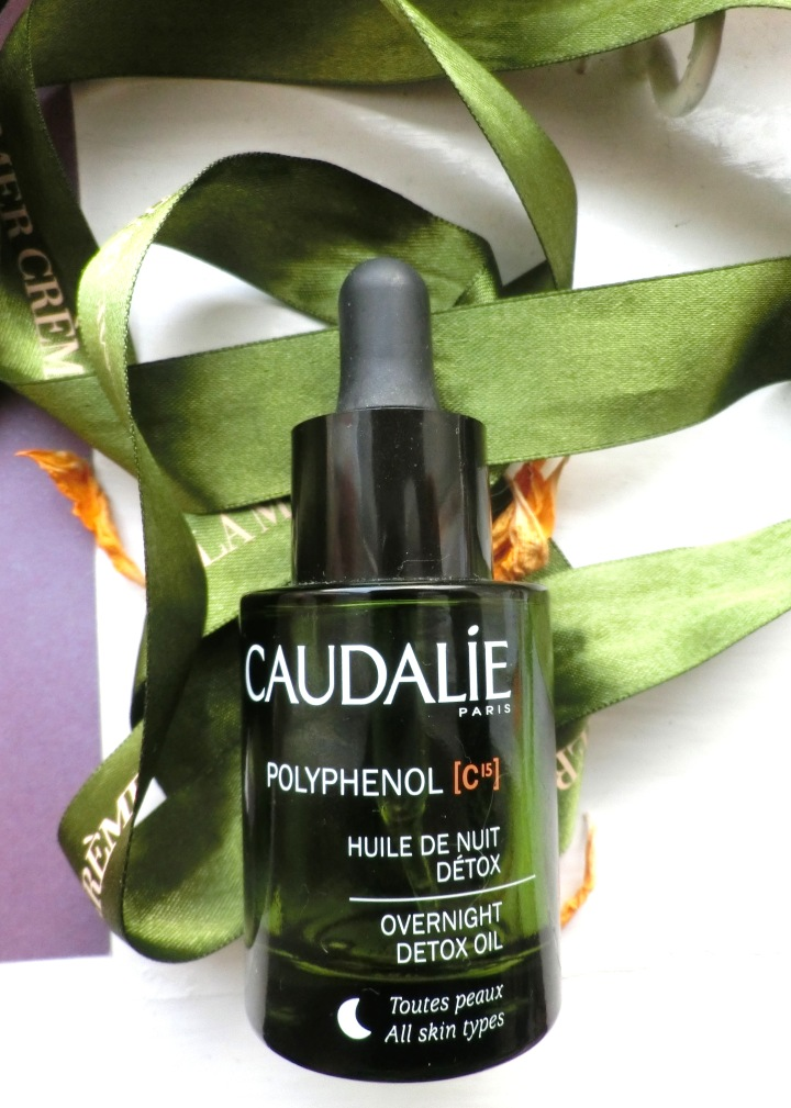 caudalie Polyphenol C15 night oil .JPG