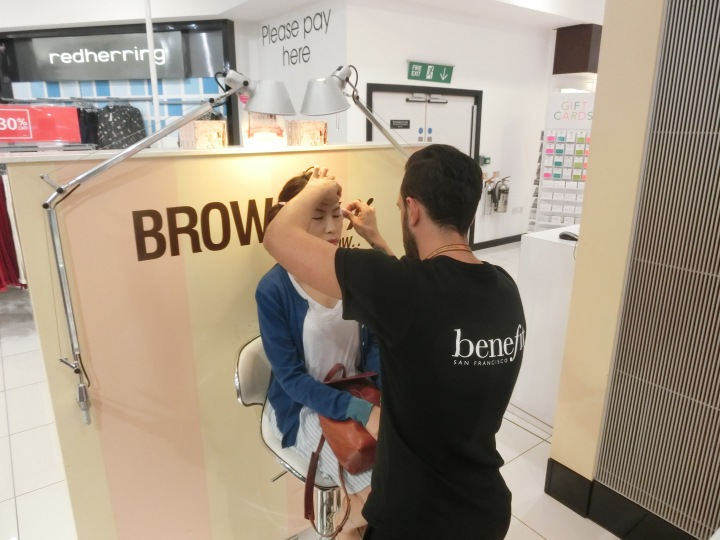 Dean at benefit brow bar newcastle.JPG