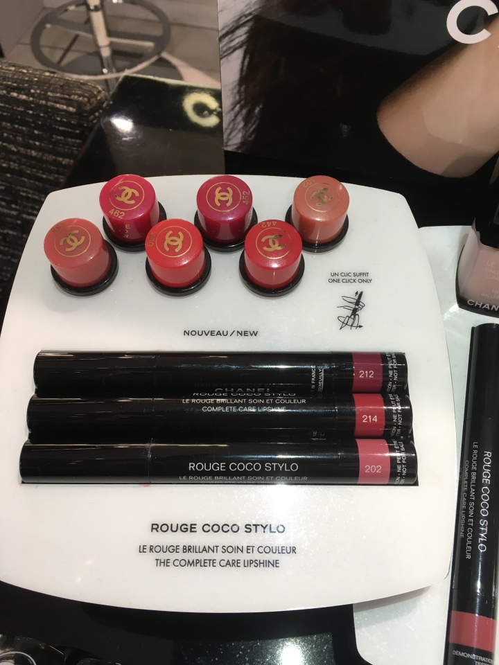 chanel coco rouge part 1 stylo