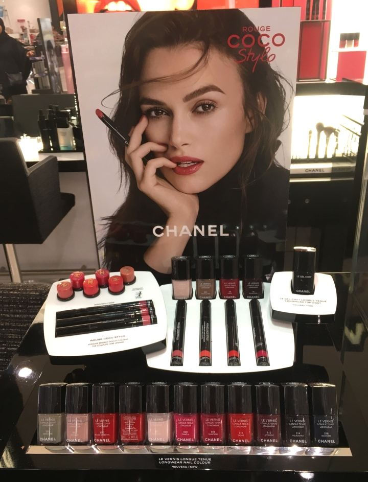 chanel coco rouge stylo newcastle debenhams