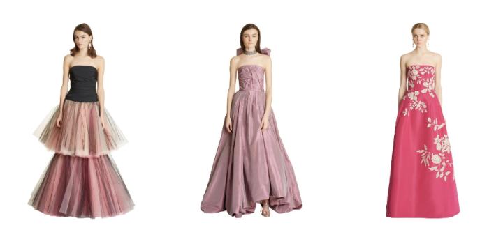 oscar de la renta gowns - followmeesh blog - .png