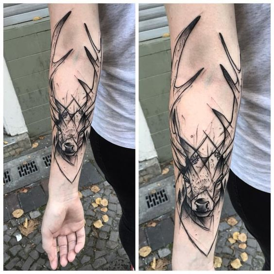 deer-tattoo-3