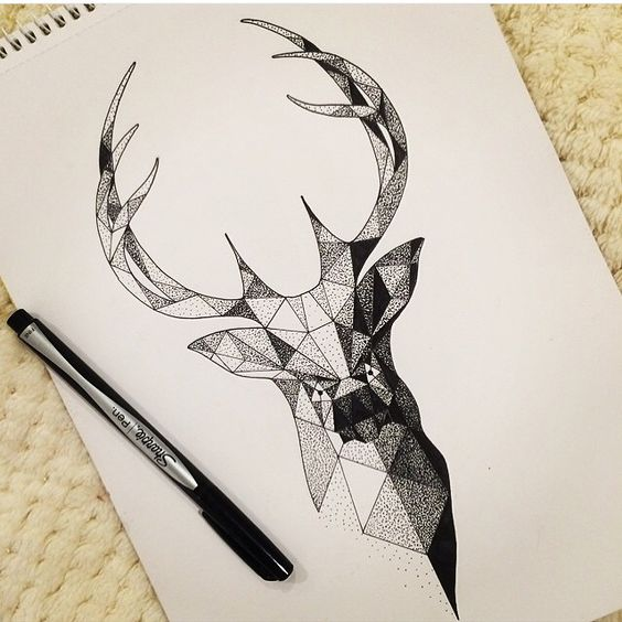 deer-tattoo-6