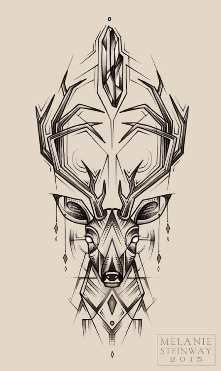 deer-tattoo-9