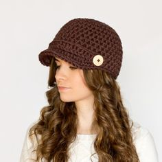 button-beanie-brown