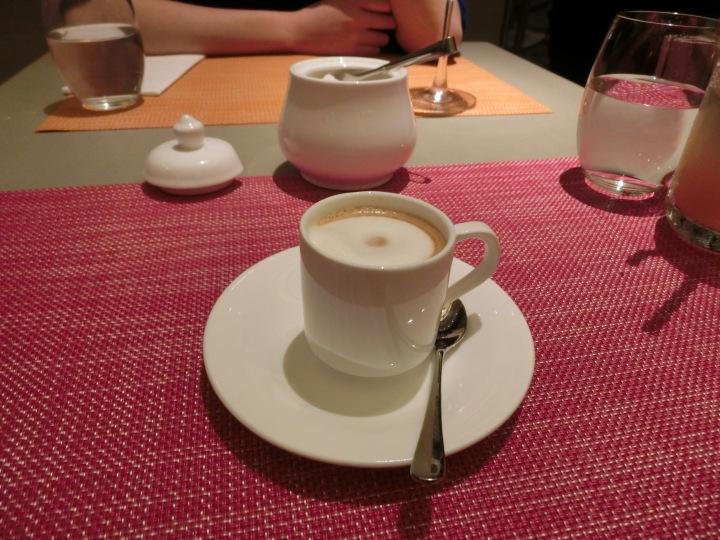 espresso macchiato Francesco by Franck Muller