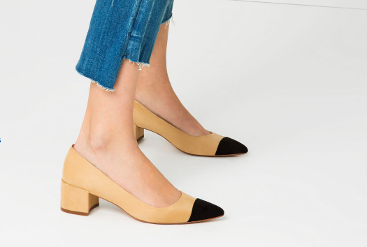 the-chanel-inspired-zara-two-toned-mid-heels