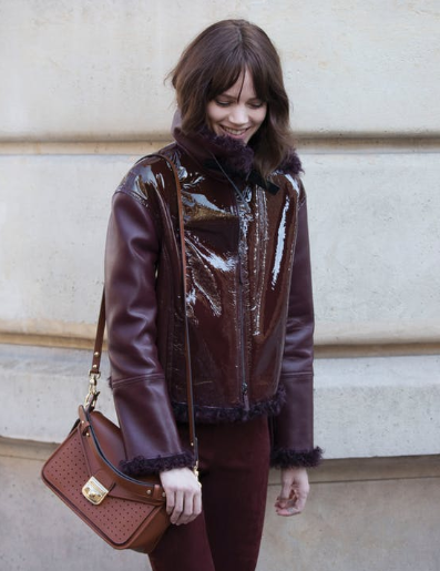 Freja Beha Erichsen for longchamp