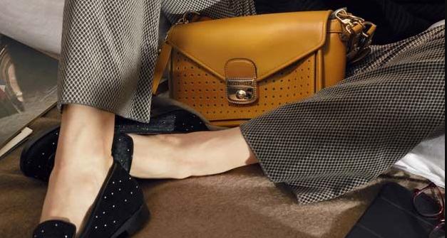 Mademoiselle Longchamp bag