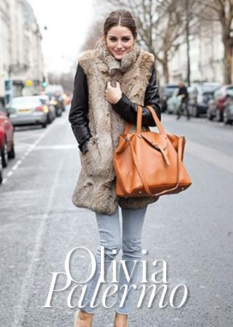 Olivia Palermo street style with meli melo