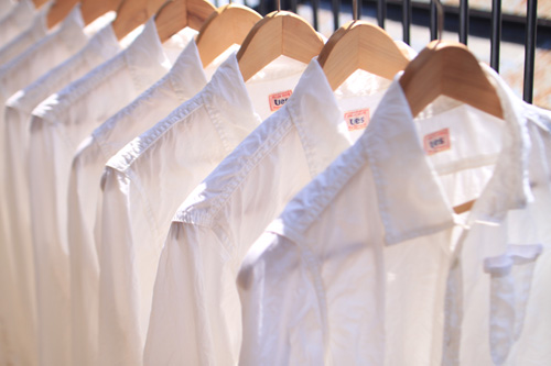 6 ways to style your white shirt