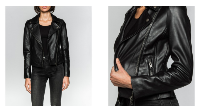 where to buy leather jacket in paris