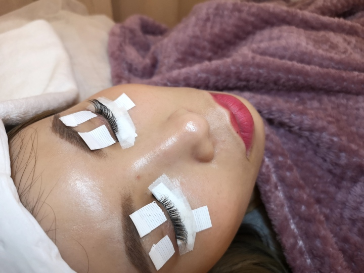fiori eyelash extension