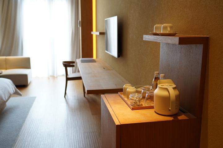 minimalist hotel guangzhou china muji hotel 8