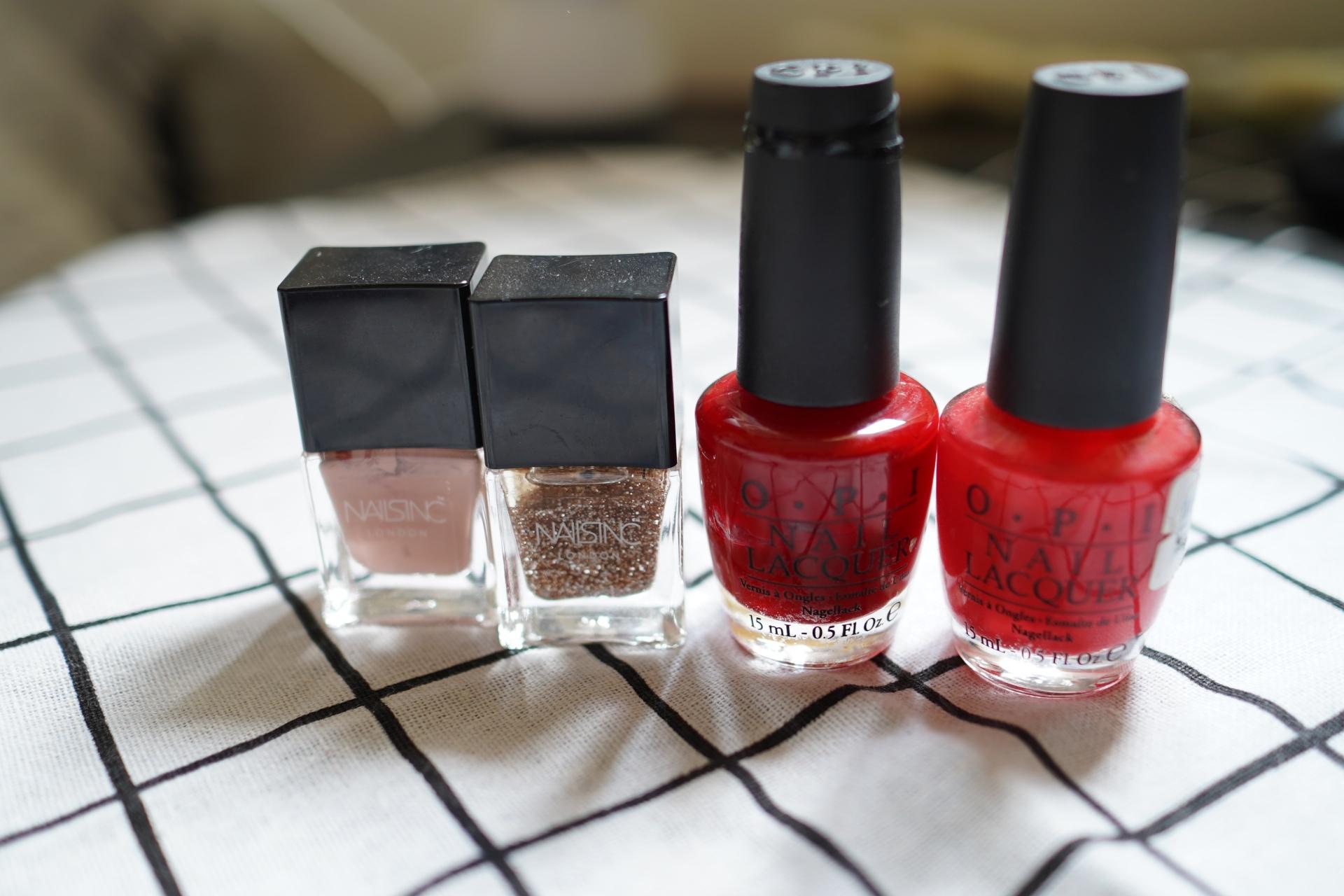 OPI vs. Nails Inc