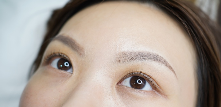 lash lift in tst after
