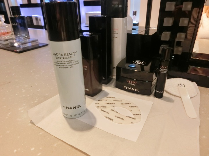chanel hydra beauty essence mist.JPG